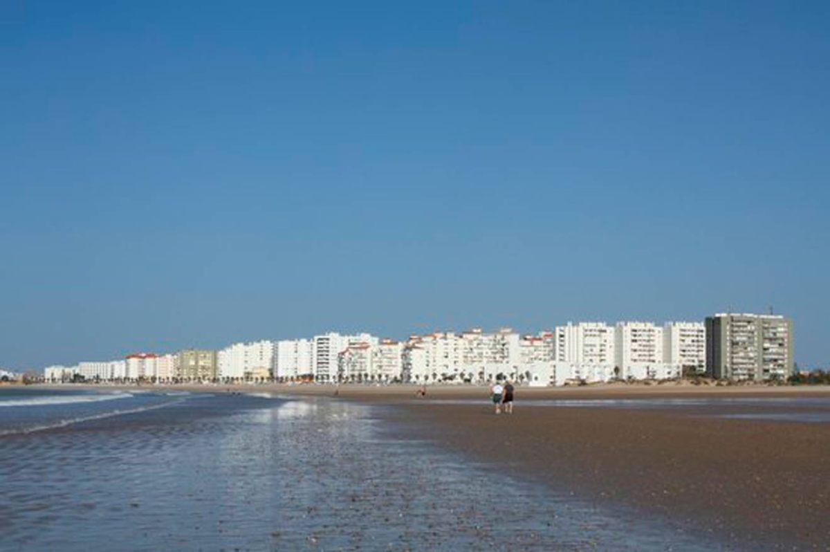Playa de Valdelagrana /SA