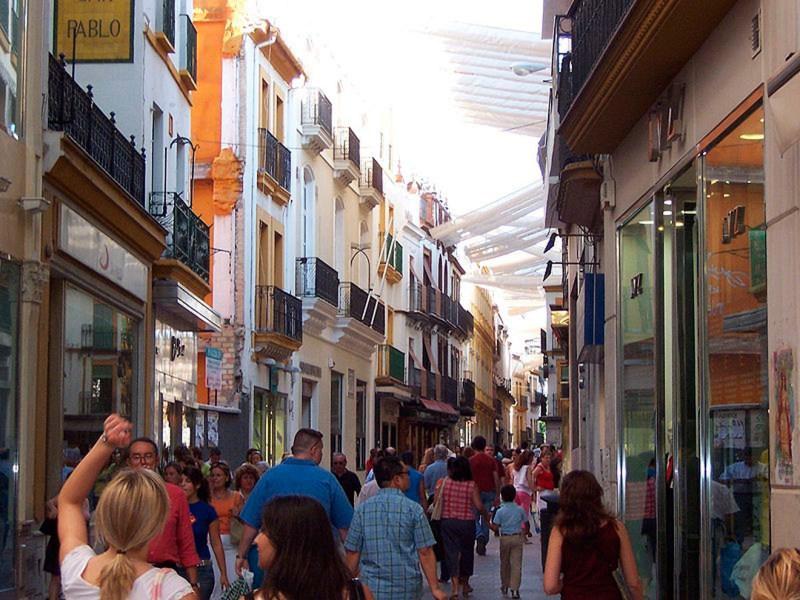 Comercios de la calle Sierpes /SA