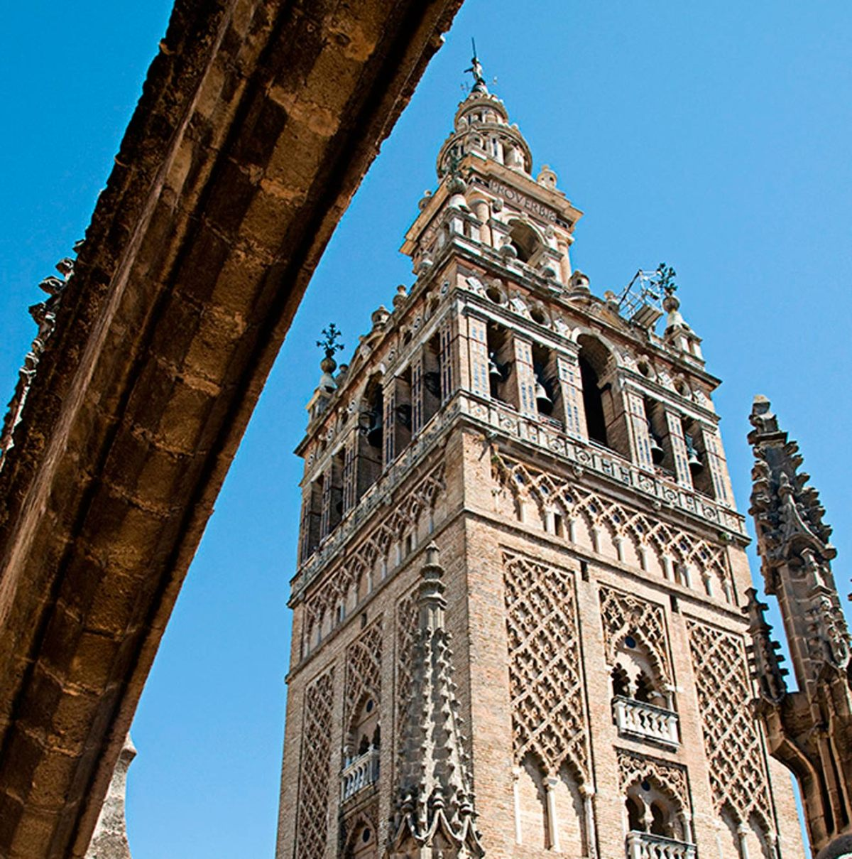 La Giralda / Catedraldesevilla.com