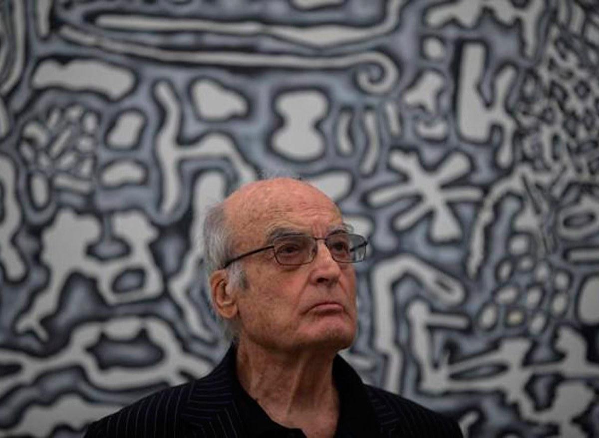 El pintor sevillano Luis Gordillo /Cedida