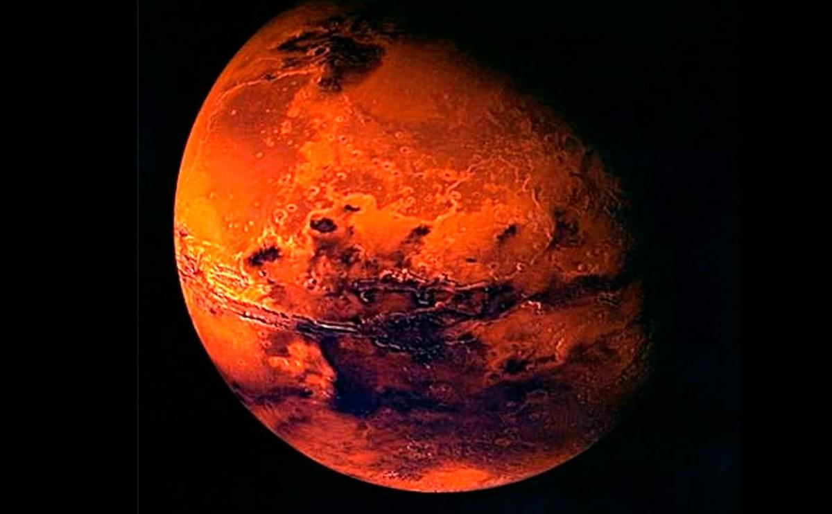 El planeta Marte /SA