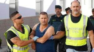 Detención del 'loco del chándal' /Archivo