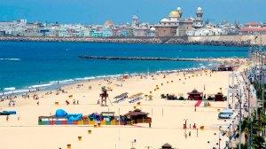Playa de la Victoria /Diputación de Cádiz