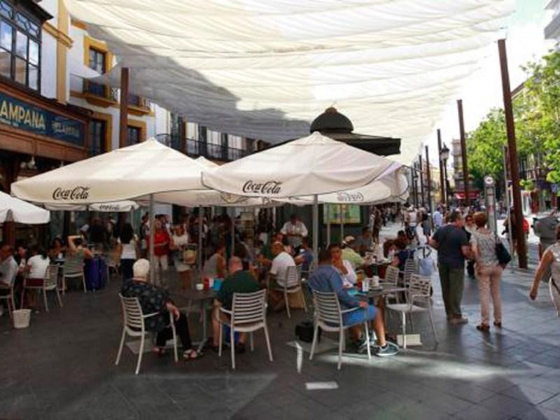 Veladores en Sevilla /SA