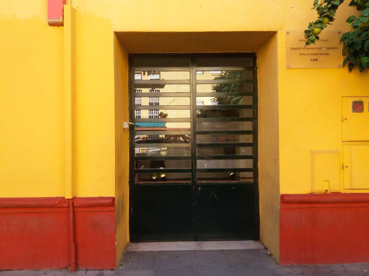 Albergue municipal de Perafán de Rivera /Archivo