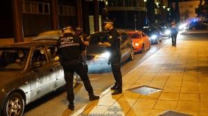 La Policía Local identifica vehículos participantes en carreras ilegales /Ayto. Sevilla
