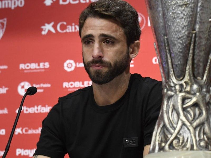 La despedida de Nico Pareja /Sevilla FC