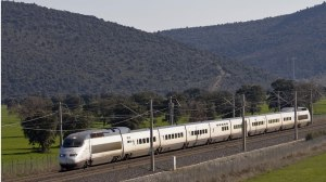 AVE Madrid-Sevilla /Renfe