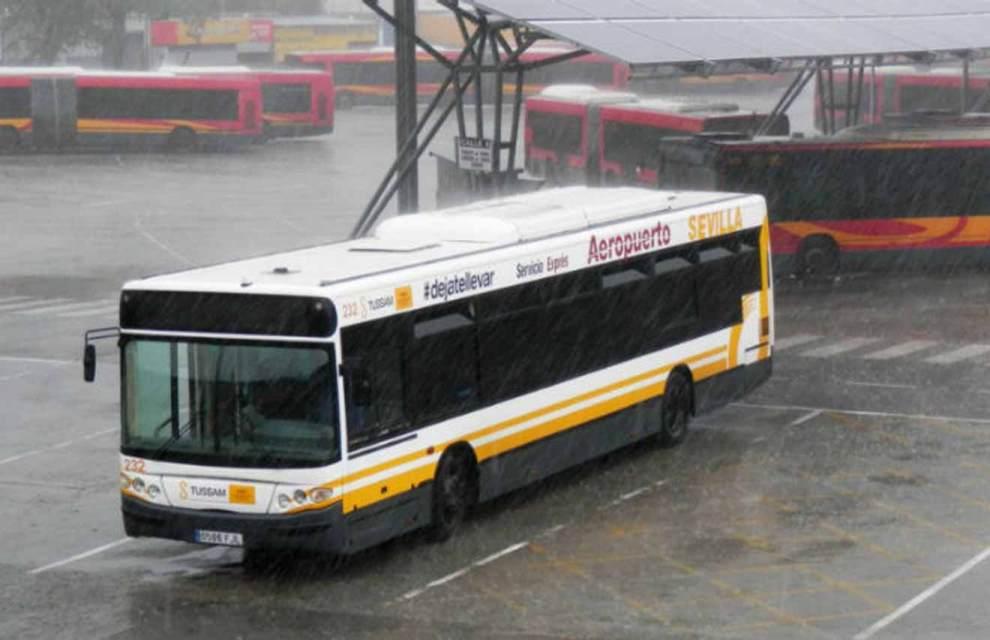 Refuerzo del bus al aeropuerto /SA