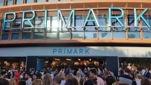 Colas en la apertura de Primark /SA