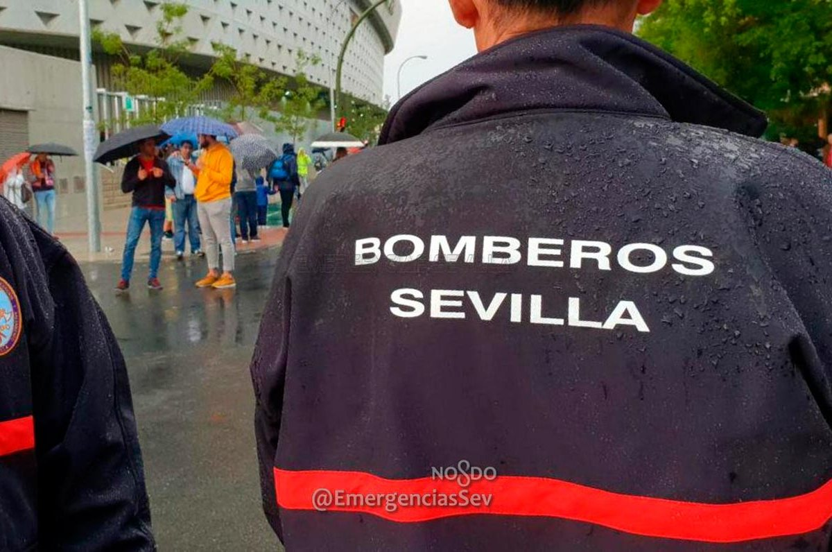 Bomberos Sevilla / Emergencias Sevilla