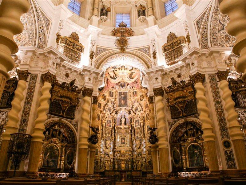 San Luis de los Franceses / Diputación de Sevilla