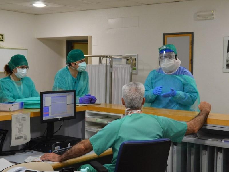 hospital coronavirus