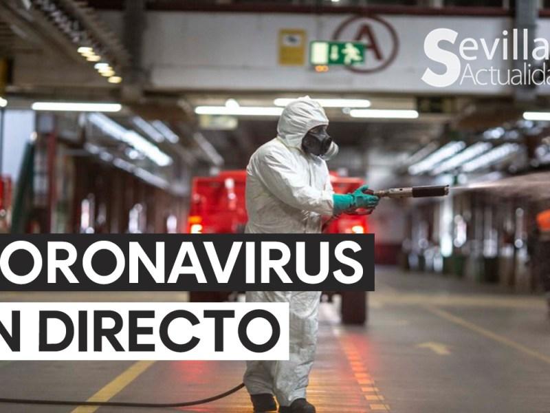 Coronavirus en directo