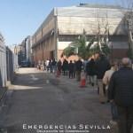 punto vacunación Sevilla