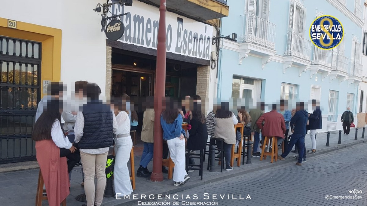 bar calle Betis