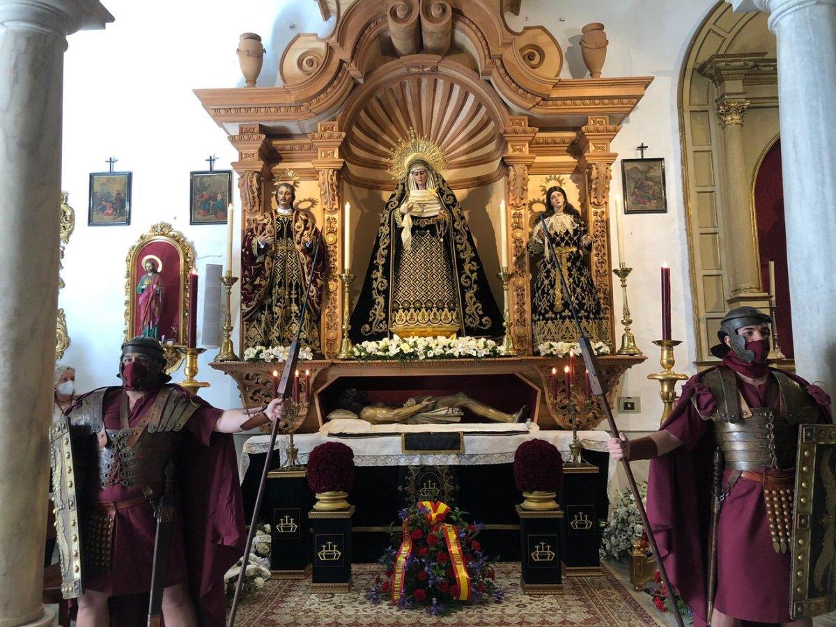 Hermandad del Santo Entierro / Consejo de Hermandades de Sevilla
