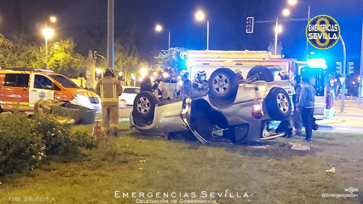 Accidente avenida del Cid / ES