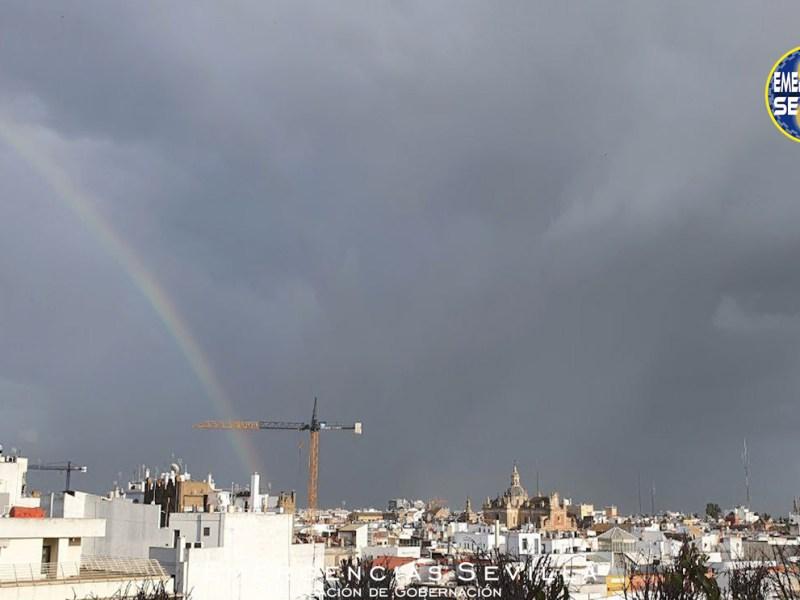 Arcoíris sobre Sevilla / ES