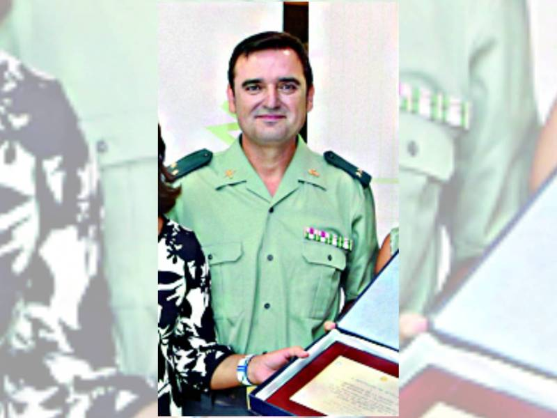 Gabriel Solano Manchego, nuevo jefe de la Policía Local de Alcalá de Guadaíra / Lva