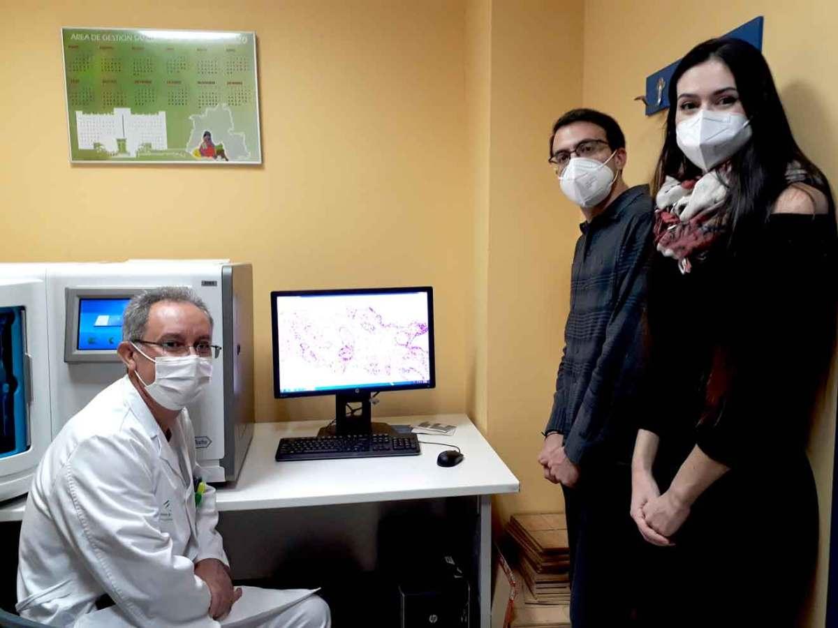 inteligencia artificial cáncer próstata