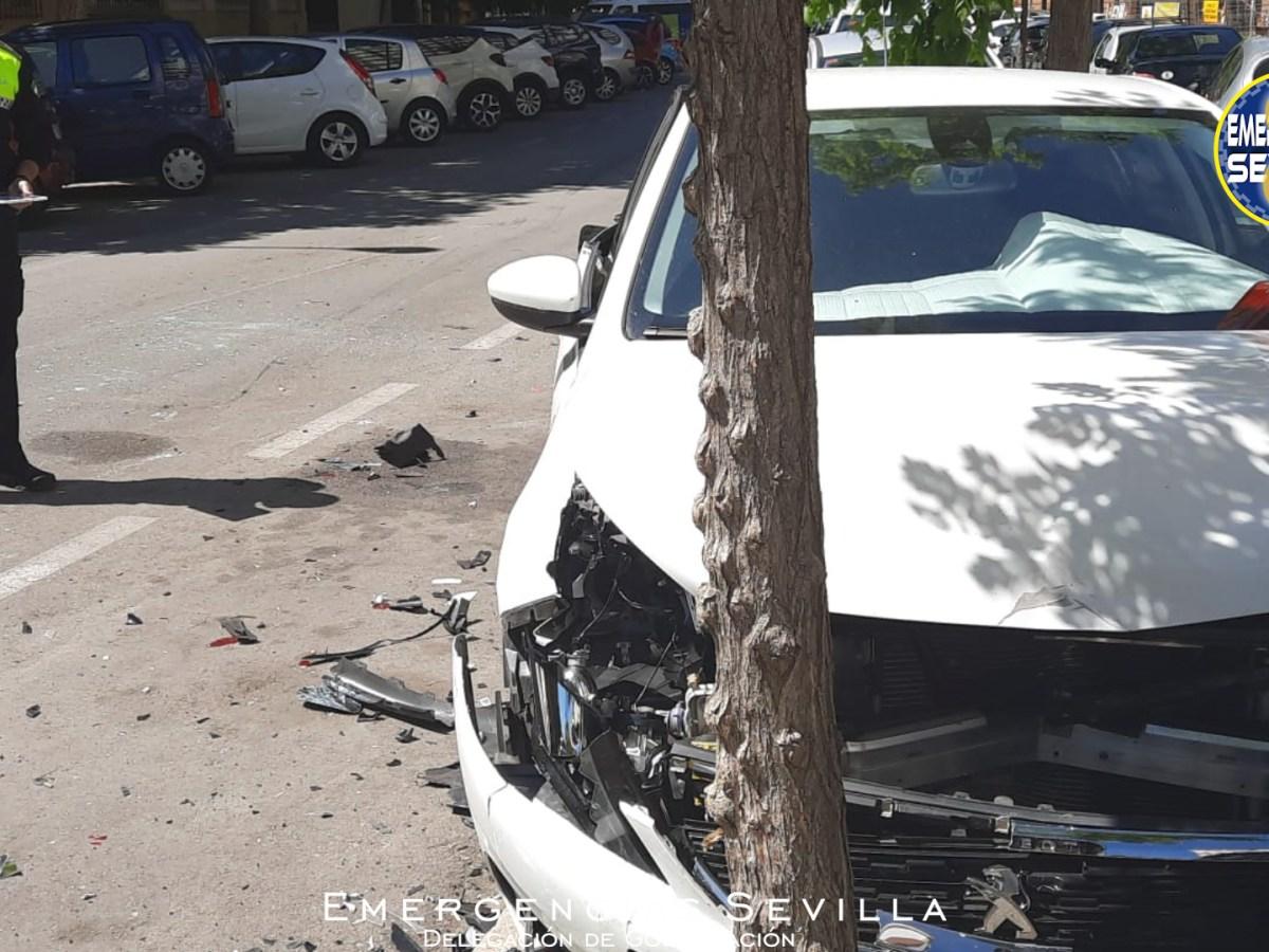Accidente Sevilla