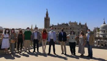 Iniciativa conjunta entre Sevilla y Barcelona para promover el turismo / Ayto.