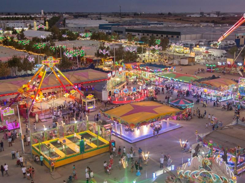 Feria Los Palacios