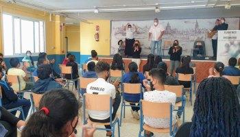 El flamenco en la escuela