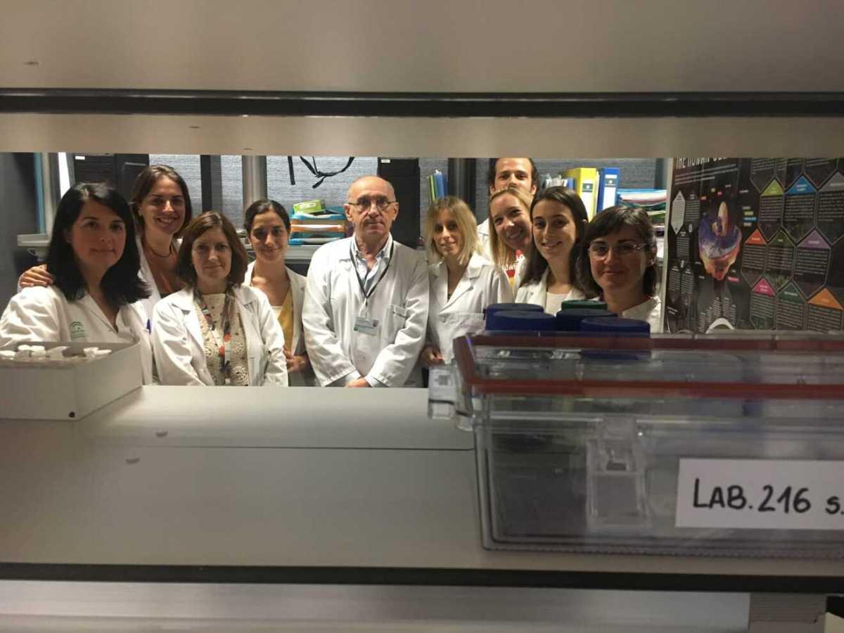 Equipo de imvestigación contra el cáncer / Hospital Universitario Virgen del Rocío