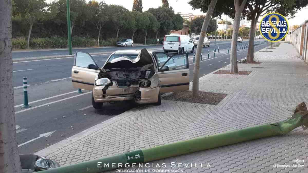 Accidente en Doctor Fedriani / ES