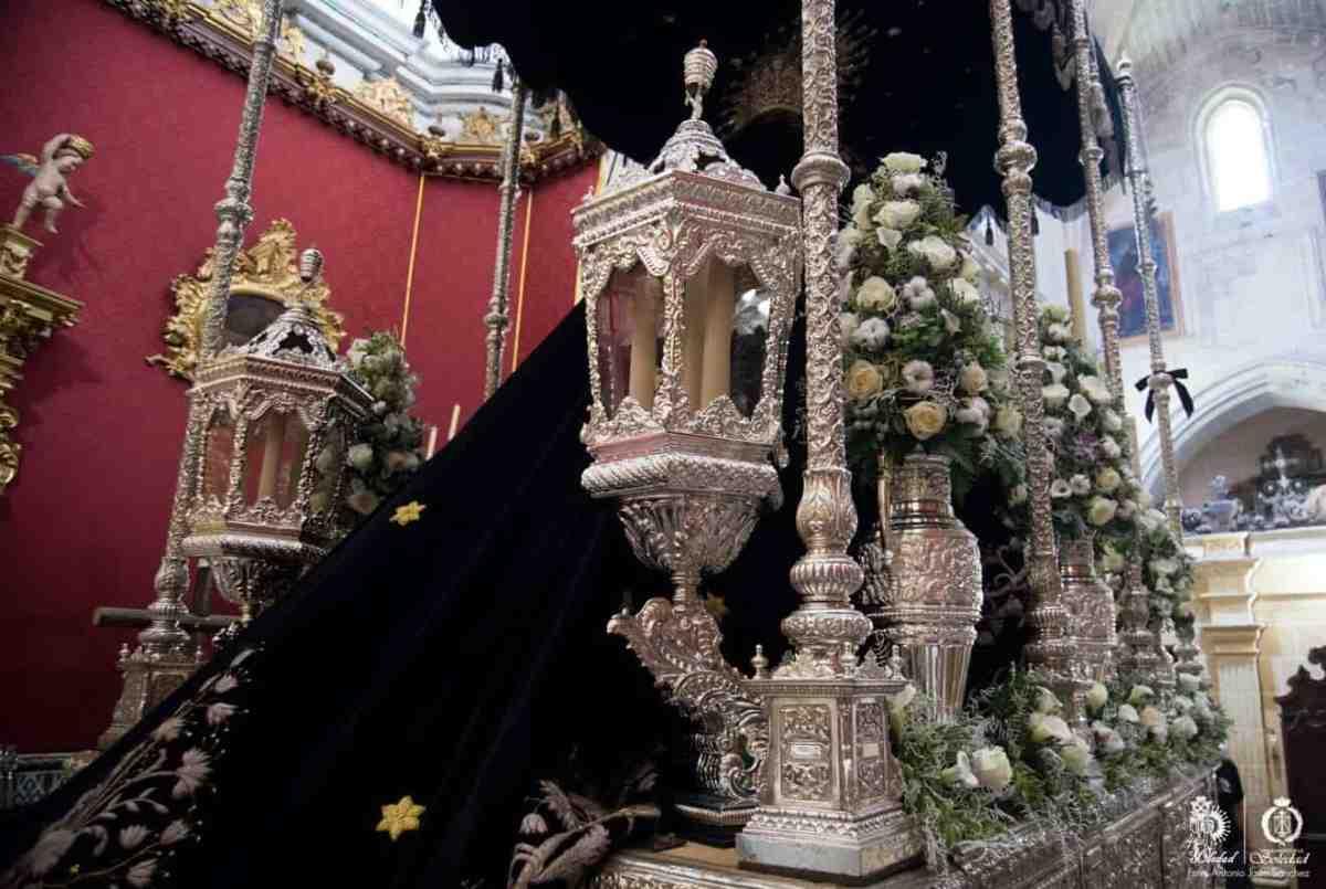 Virgen de la Soledad de Arcos de la Frontera / Hermandad
