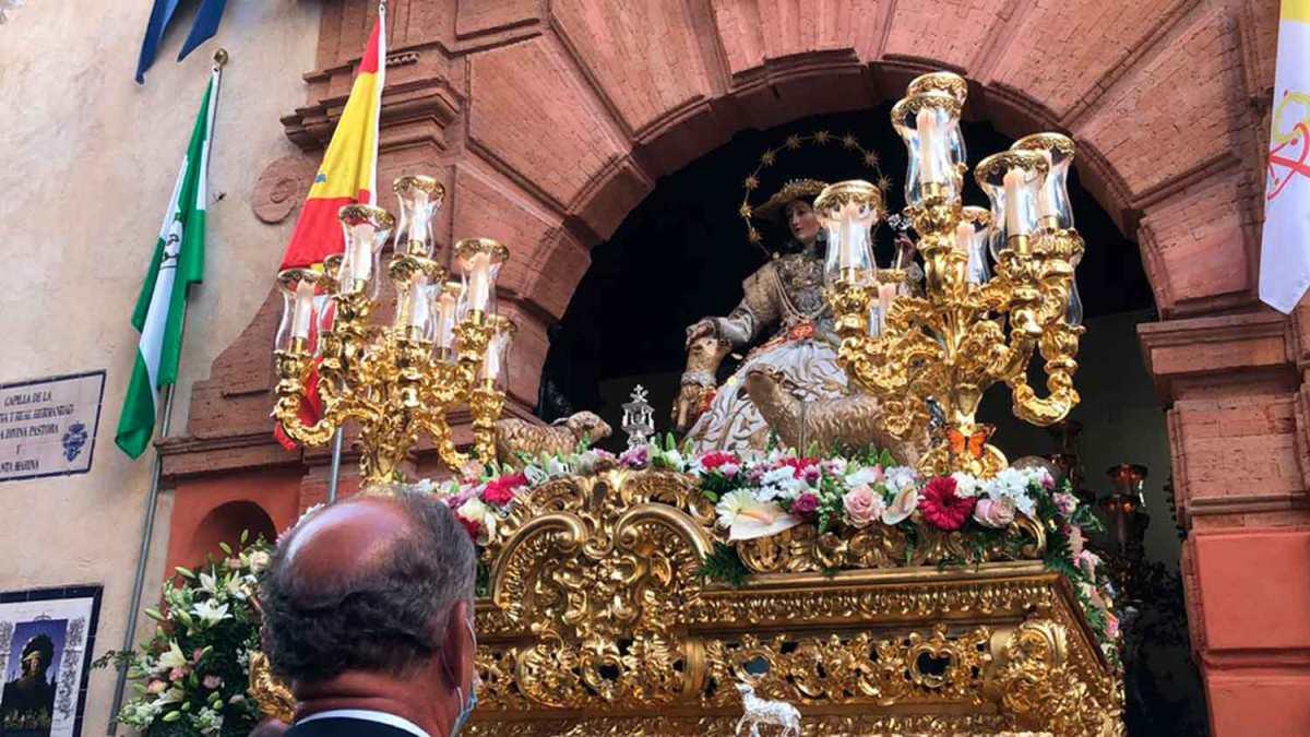 Divina Pastora de Santa Marina