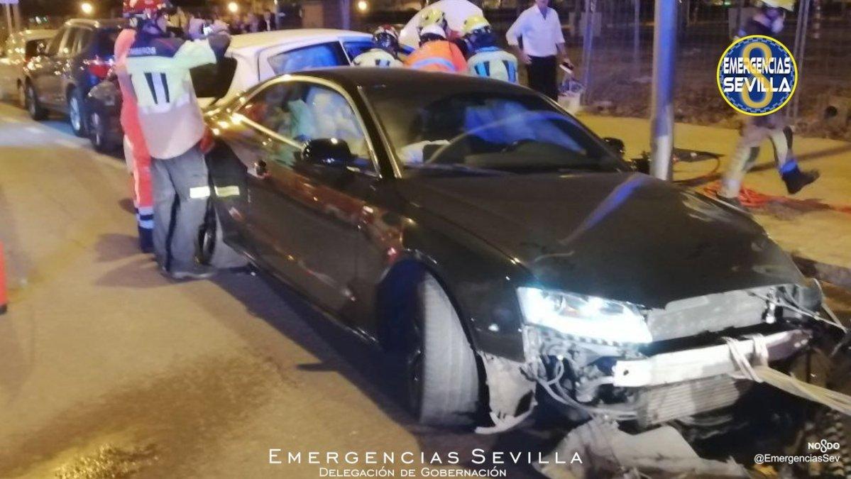 Accidente en el Real de la Feria / ES