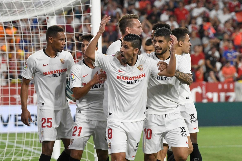 Sevilla FC-Real Sociedad