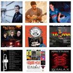 La más completa agenda de música en directo del 19 al 25 de octubre en Sevilla