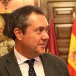 """Espadas: """"Sevilla está en su mejor momento económico de los últimos seis años"""""""