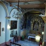 Carlos Peñuela, restaurará las pinturas murales de la capilla de los Negritos