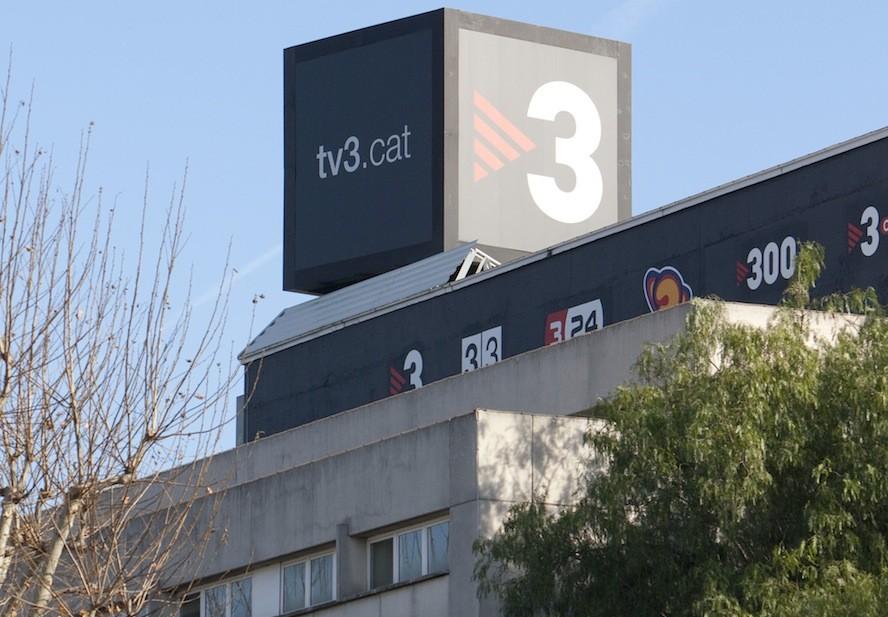 Instalaciones de TV3