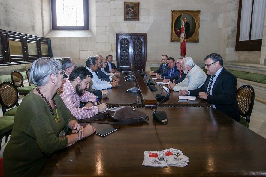 Reunión Ayuntamiento de Sevilla -´Citiliver