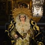 Horarios e itinerario de la procesión de vuelta de la Virgen de la Salud