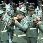 La Centuria Macarena incluye en su repertorio dos nuevas marchas clásicas
