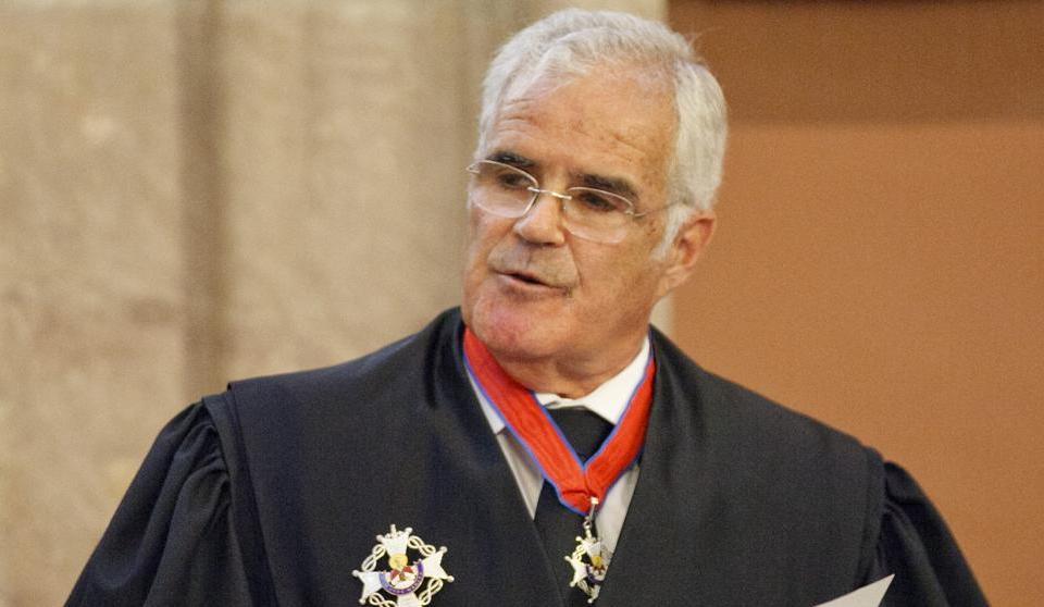 Muere el fiscal superior de Cataluña, José María Romero de Tejada