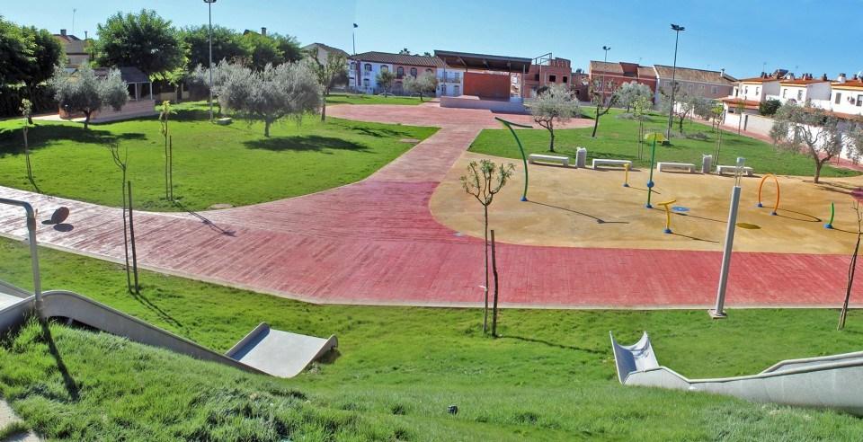 Parque Municipal Concejala Dolores Camino- Gines