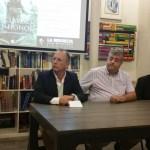 """Presentación en Sevilla de """"Esclavos del honor. La epopeya de los héroes del Baler""""."""