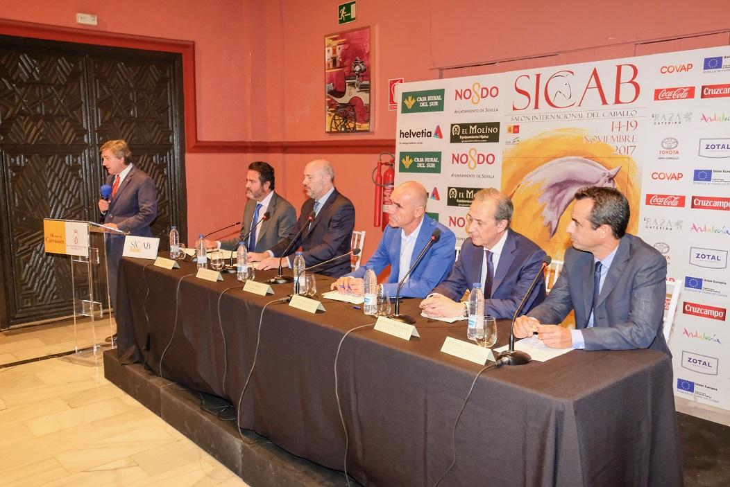 El Sicab generará un impacto de 40 millones de euros.
