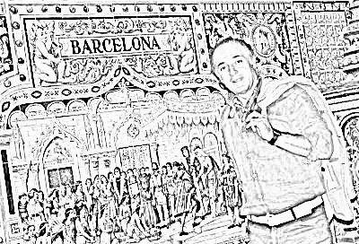 Dibujo de José Manuel Soto