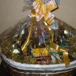 La cesta de navidad