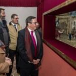 Inaugurado el Belén del 150 aniversario del Mercantil