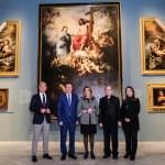 """Las rutas del Año Murillo convierten a Sevilla en una """"pinacoteca urbana"""""""